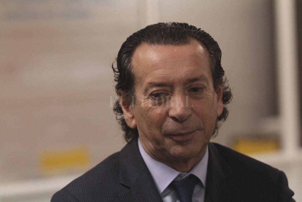 El ministro de Producción, Dante Sica. Crédito: Mauricio Garín