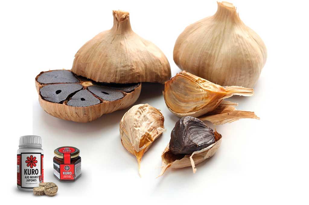 Ajo negro: un poderoso aliado contra el colesterol