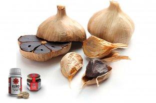 Ajo negro: un poderoso aliado contra el colesterol -