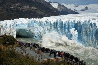 Quiebra de la mayorista TN: hay 28 agencias de viajes afectadas en Santa Fe - Las salidas grupales al sur, a destinos como el glaciar Perito Moreno, es uno de los paquetes que vendía la empresa que cerró.