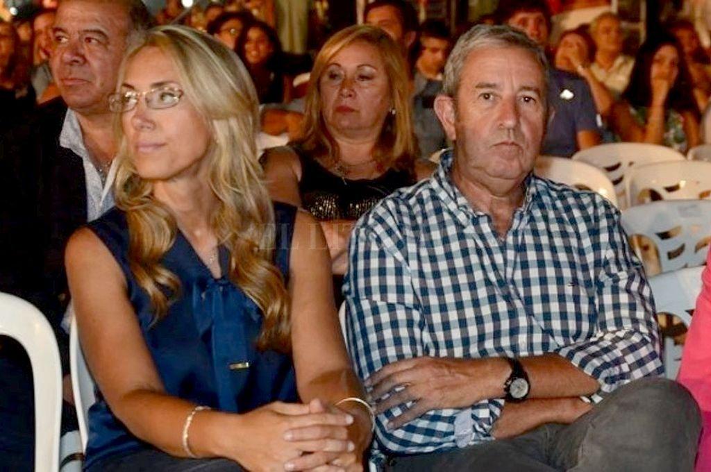 Luego de la polémica la novia de Cobos renunció a un cargo judicial