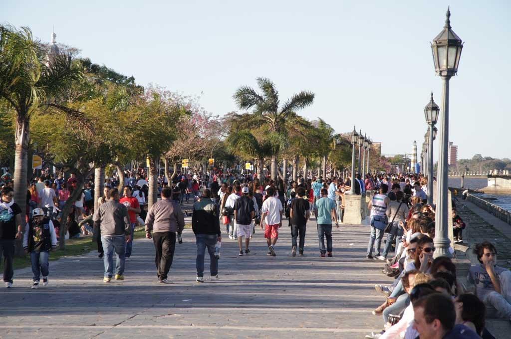Operativos de control durante los festejos del Día de la Primavera