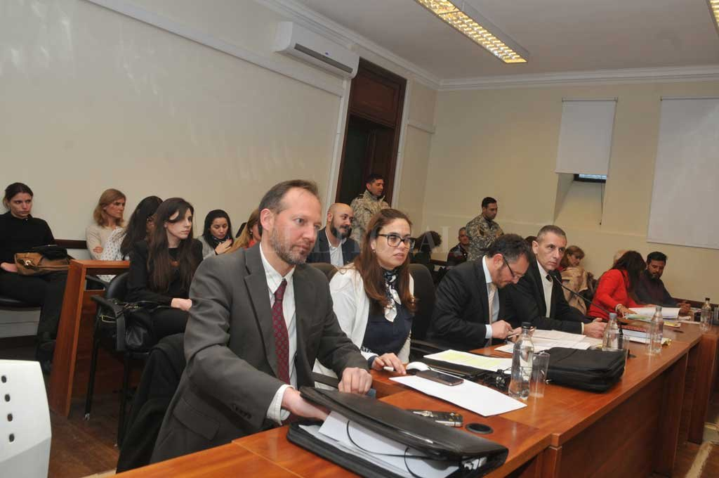 Caso Baraldo: declaró un médico legista convocado por la defensa