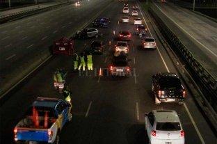 Triple choque en la ciudad de Buenos Aires dejó un muerto