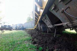 Historia repetida: el tren descarrila y los vecinos se preocupan