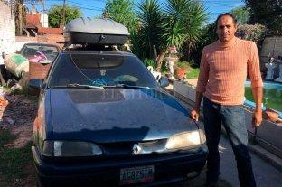 """""""Me fui porque no aguantaba más"""" - Antonio y su familia se sumaron al éxodo venezolano y tras un viaje interminable, de un mes, llegaron a Argentina para comenzar una nueva vida.  -"""