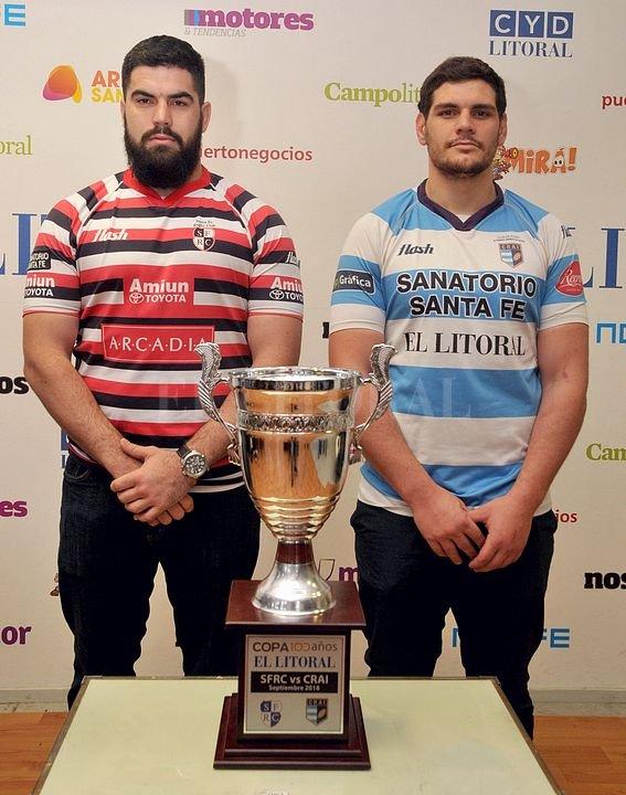 Santa Fe Rugby y CRAI juegan un clásico que será decisivo