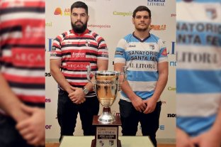 Santa Fe Rugby y CRAI juegan un clásico que será decisivo - La Copa 100 Años El Litoral precede a Fabián Frustagli y José Dogliani, quienes visitaron nuestra redacción junto a los presidentes de ambas instituciones, en la previa de un superclásico muy especial. -