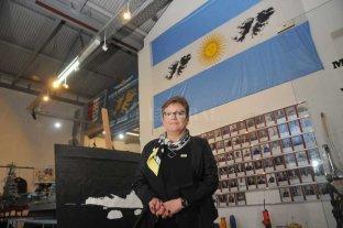 """""""Malvinas es un hilo que nos une"""" - Barrera sigue trabajando en el Hospital Militar Central y colabora en un centro de Salud Mental para ex veteranos. -"""