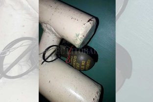 Una granada provocó pánico en un hospital de La Matanza