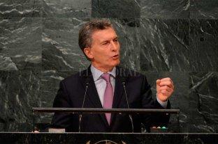 Macri viaja a Estados Unidos con una cargada agenda -  -