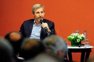 """Frigerio cree que el gobierno está """"cerca"""" de acordar el Presupuesto 2019"""