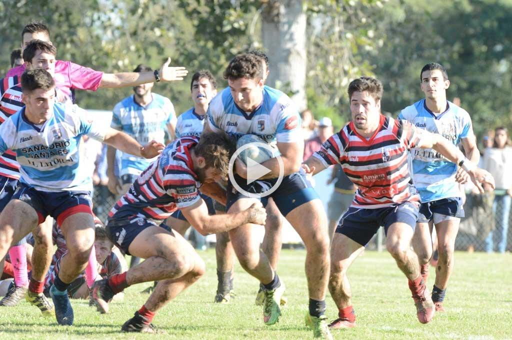 En vivo: Santa Fe Rugby y CRAI se disputan la Copa 100 años El Litoral