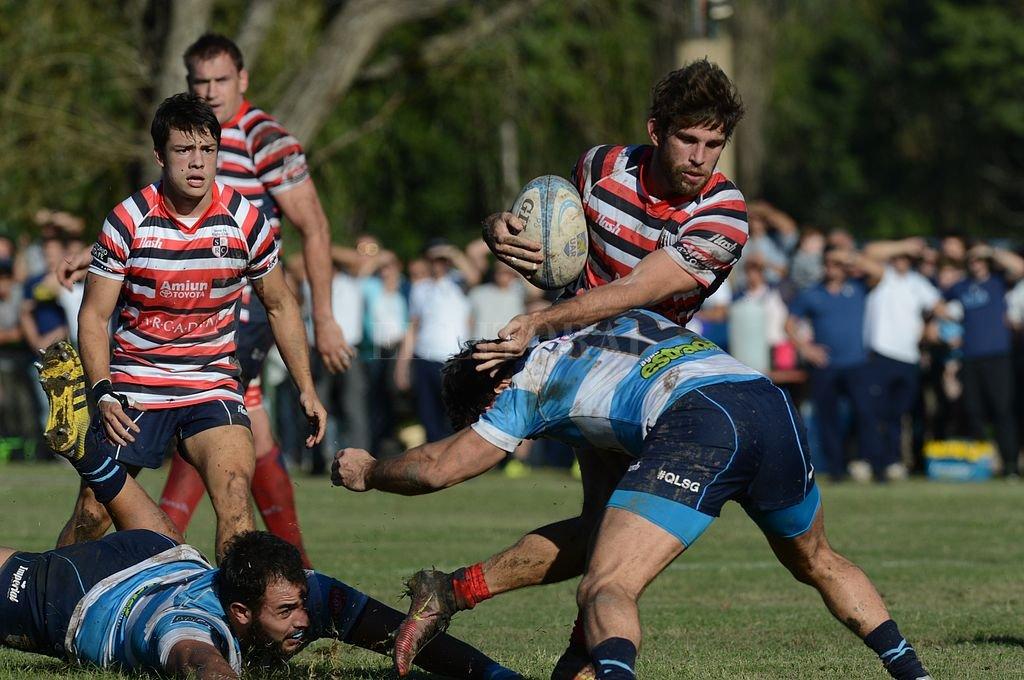 Copa 100 Años El Litoral: Santa Fe Rugby ganó el clásico y se metió en semifinales -  -