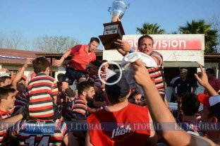 Copa 100 Años El Litoral: Santa Fe Rugby ganó el clásico y se metió en semifinales - Santa Fe Rugby ganó el clásico y se quedó con la Copa 100 Años El Litoral. -