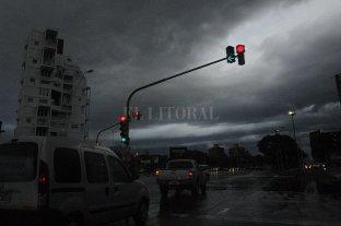Alertas por tormentas fuertes -