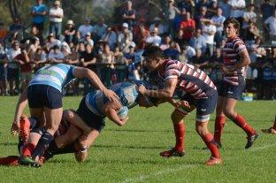 Ecos de un superclásico emocionante - La defensa fue una de las claves que permitieron que Santa Fe Rugby Club alcanzara el éxito que lo catapultó al selectísimo Top 4 de uno de los mejores certámenes del país.  -