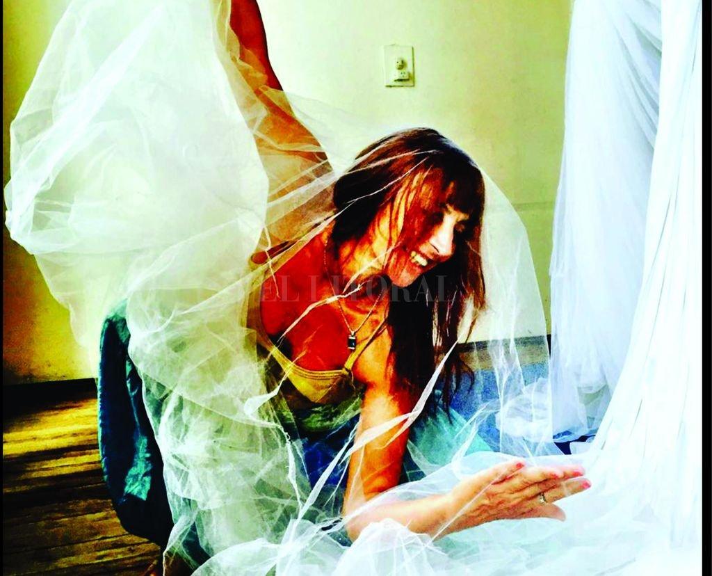 Estará a cargo de la bailarina y coreógrafa santafesina Mónica Romero Sineiro, bailarina danzaterapeuta, discípula de María Fux. <strong>Foto:</strong> Gentileza del Creador