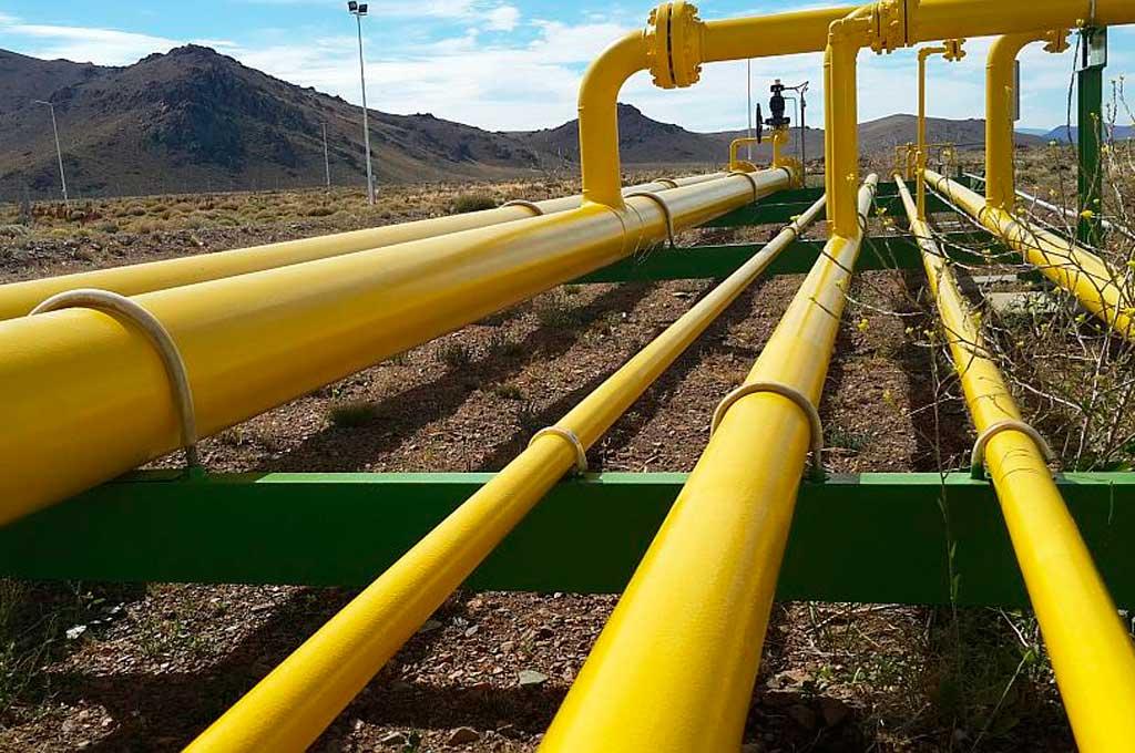 Se autorizaron las primeras exportaciones de gas a Chile