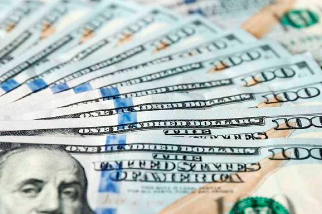 Dólar hoy: la moneda verde sube 35 centavos en el mercado mayorista