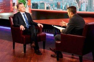 """Macri: """"No hay posibilidades de un nuevo default"""" -  -"""