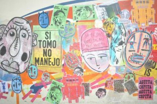 Cerveza Santa Fe promueve #SiTomoNoManejo a través del arte callejero -  -