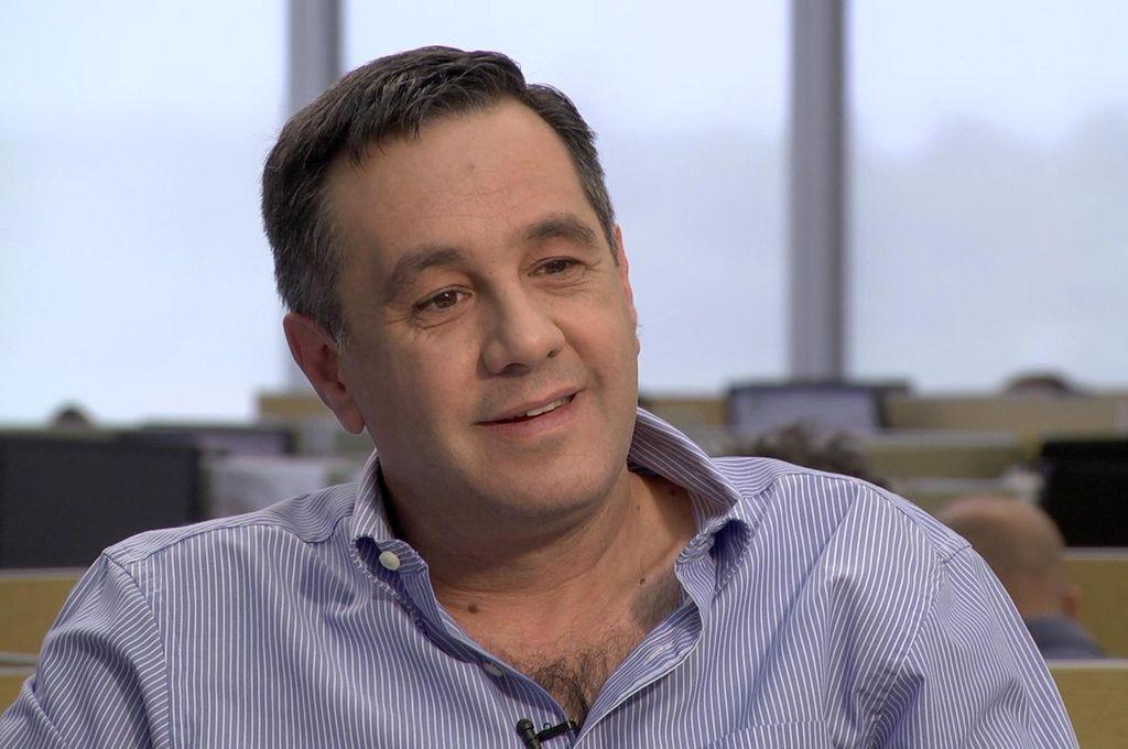 El ministro Finocchiaro fue internado por molestias en el pecho