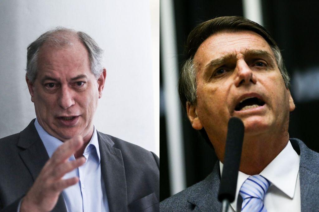 Brasil: el candidato Ciro Gomes comparó a Bolsonaro con Hitler