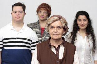 """Estrenan """"In diferentes""""  - La obra transcurre en un día de la familia constituida por Carmen y sus hijos Paula y Santiago, que comparten la casa con Olga, la madre de Carmen. -"""