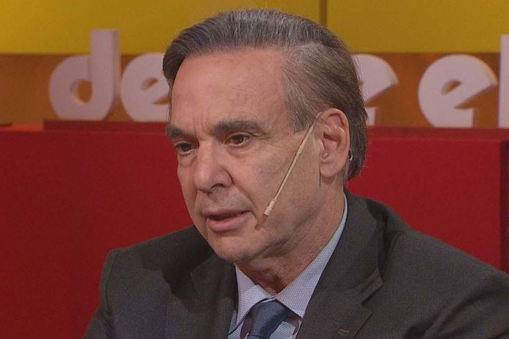 Pichetto no va a competir en internas con Cristina Kirchner