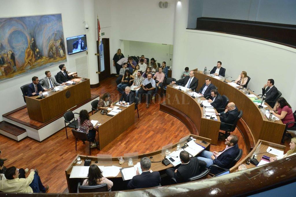 """Jardines sin construir: la coctelera de temas y un pedido """"urgente"""" a Corral"""