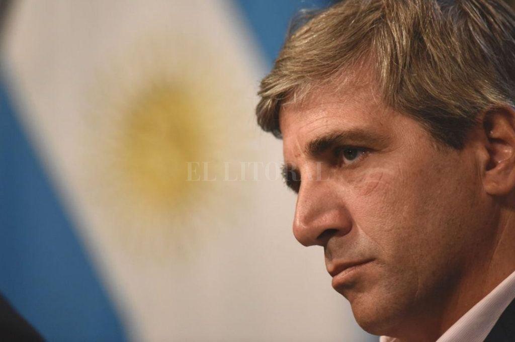 Renunció Luis Caputo a la presidencia del Banco Central -  -