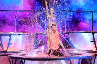 Cuarteto de Aquadance para arrancar la semana -