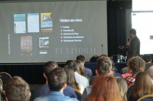 Comenzó la cuarta edición del simposio internacional Mediapolis