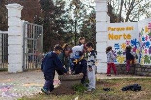 Festival en el Parque del Norte para recibir la primavera -  -
