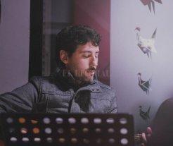 """Edu Figueroa y Malvón en el Implociclo - Este año Edu Figueroa presentó """"Cauces"""", disco realizado íntegramente en la ciudad de Santa Fe, disponible en todas las plataformas digitales. -"""