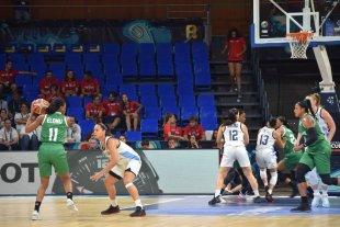 La selección femenina de básquet quedó eliminada del Mundial