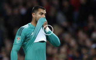 Tras 4 meses, Romero volvió a jugar en el Manchester United y fue expulsado -  -