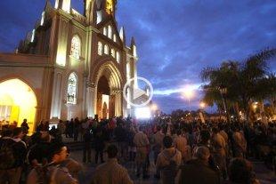 Robaron en pleno festejo por los 100 años de la Basílica de Guadalupe -  -