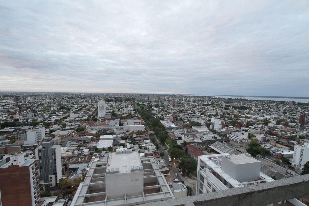 Vista desde el edificio Palacio Pellegrini.  Crédito: Manuel Fabatia
