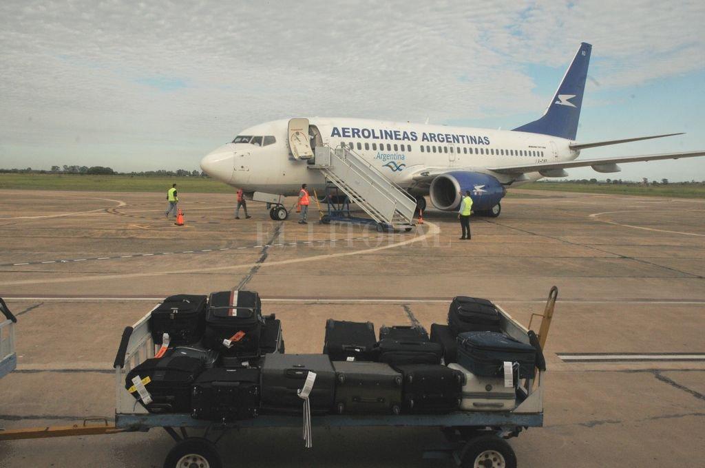 Concejo: piden que la ciudad cuente con un transporte directo al aeropuerto