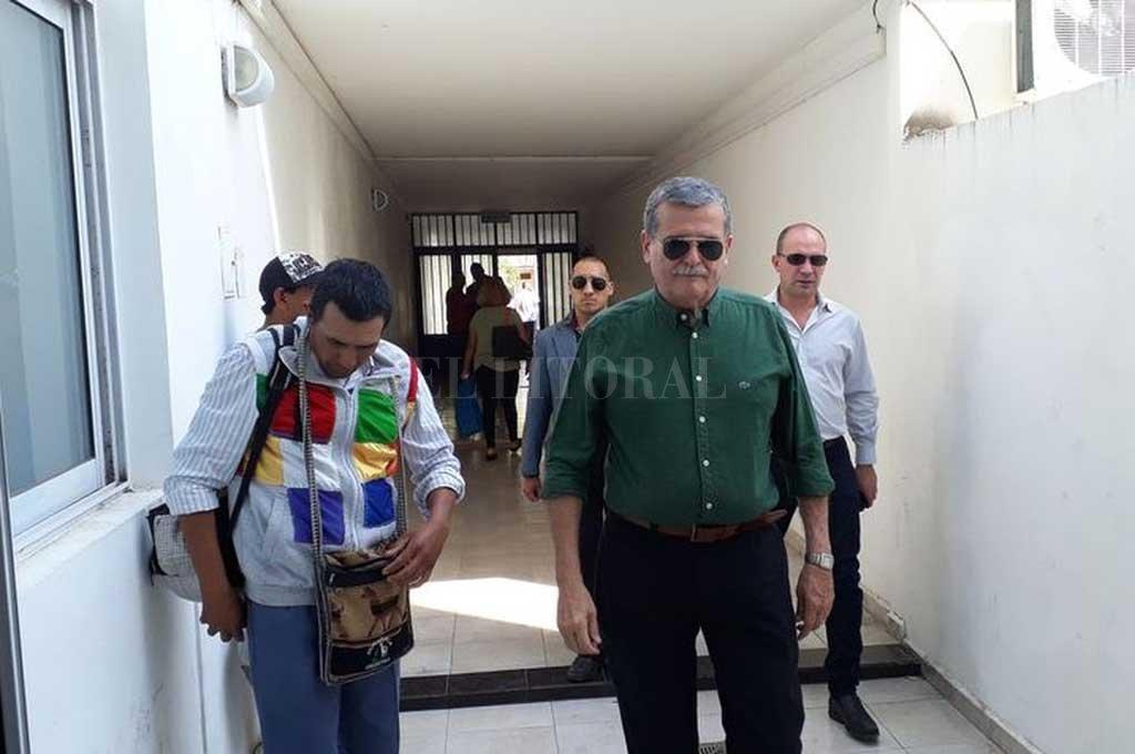Dictaron la prisión domiciliaria para  Zancada por la causa del Unimog