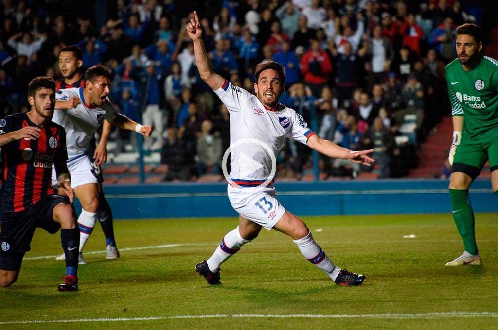San Lorenzo perdió en Uruguay y se quedó afuera de la Copa Sudamericana -