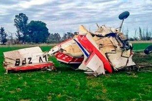 Otra tragedia aérea, otro ex piloto de carreras fallecido