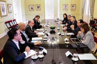 De regreso en Buenos Aires, Macri se reúne con el gabinete -  -