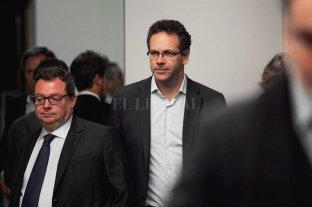 Oficializacon la designación de Guido Sandleris como presidente del Banco Central - Guido Sandleris es oficialmente el nuevo presidente del Banco Central. -