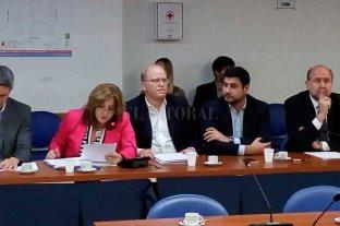 Recortes: intendentes santafesinos llevan su reclamo a legisladores nacionales -  -