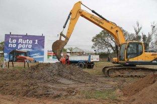 Declararon inviable el proyecto del gasoducto para la Costa - En diez días Enerfe va a presentar las modificaciones del proyecto al Enargas. En la ruta 1 ya comenzó la obra de pavimentación de las colectoras. -