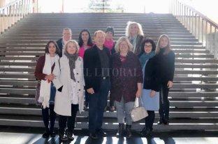 La provincia mostró resultados de la maestría para directores