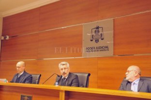 Caso Baraldo: perito de la defensa cuestionó las dos cámaras Gesell